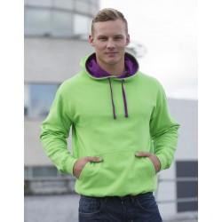 Varsity Hooded Sweatshirt JH003