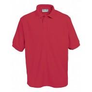 St Joseph's Red Polo Shirt