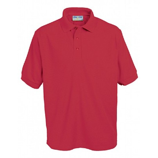 Front Street Primary School Red Poloshirt