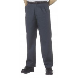 Pleated Trousers S886