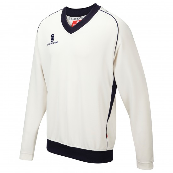 Whickham Cricket Club - Children's Long Sleeve Sweater