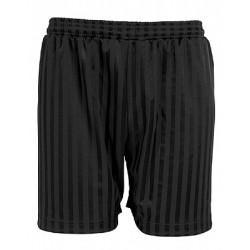 St Joseph's Black PE Shorts
