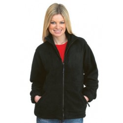 Adults Classic Full Zip Micro Fleece Jacket UC604