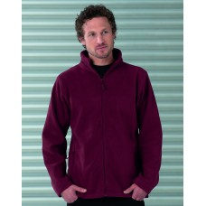 Russell Mens Full Zip Outdoor Fleece Jacket 8700M