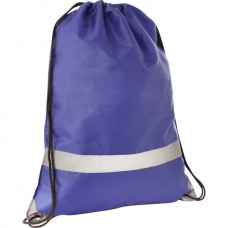 Large Tote Sports Bag with Reflective Stripe