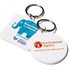 Recycled Keyring 45mm