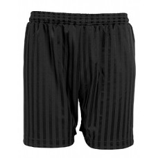 St Joseph's Black PE Shorts