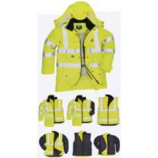 EN 471 7-in-1 Breathable Jacket S427