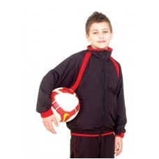 Kids Full Zip Micro Track Top