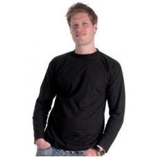 Mens Long Sleeve Classic T-Shirt UC314
