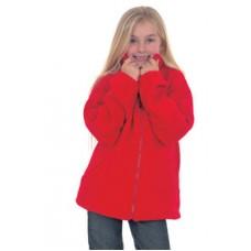 Kids Full Zip Fleece Jacket