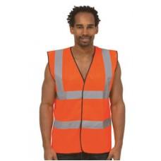 Sleeveless Safety Waistcoat UC801