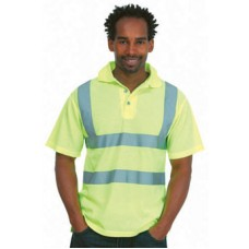 High Visibility Polo Shirt UC805