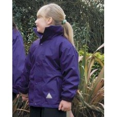 Front Street Primary School Waterproof Jacket