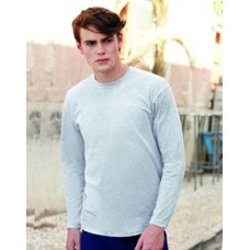 Mens Long Sleeve Stretch T-Shirt SF111