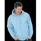Adults Classic Full Zip Hooded Sweatshirt UC504