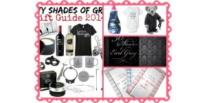 50 Shades Likely to be the biggest Promotional Merchandise not aimed at Children